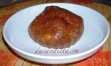 Шоколадный маффин по Дюкану