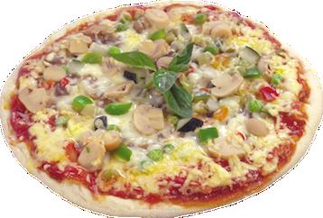 диетическая пицца из муки рецепт