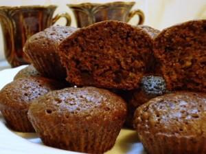фото: шоколадный кекс по Дюкану