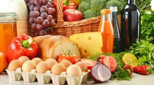 продукты для белковой диеты Дюкана