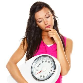 фото: Что делать если вес стоит на месте