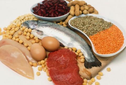 углеводно-белкова пища