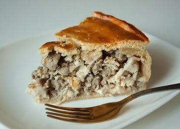 диетический пирог с курицей рецепт