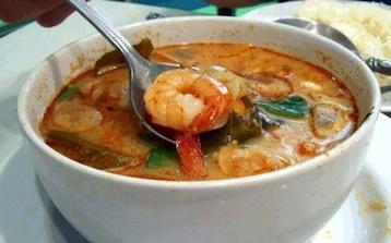 тайский мисо суп