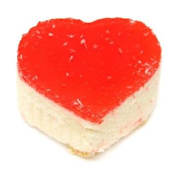торт бисквитный с желейным верхом