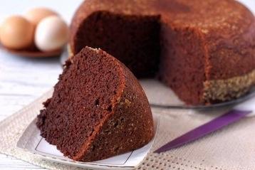шоколадный бисквит по Дюкану