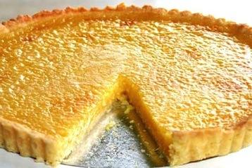 лимонный пирог по Дюкану
