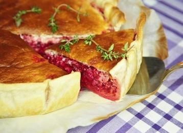 овощной пирог со свеклой
