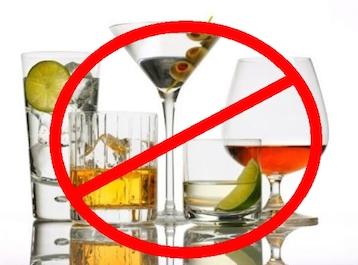 алкоголь на диете Дюкана