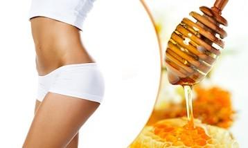 антицеллюлитный массаж медом