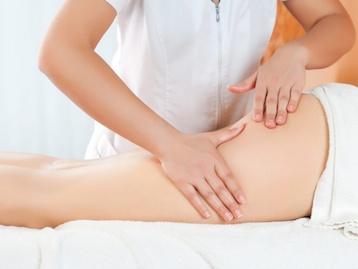 антицеллюлитный массаж техника
