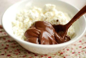 рецепт шоколадной пасты по Дюкану
