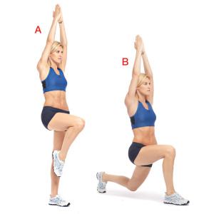 упражнения против целлюлита для девушек