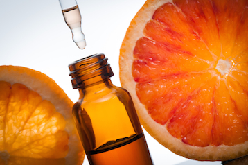 эфирные масла с грейпфрутом