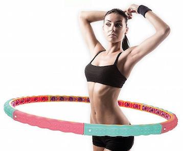 Как научиться крутить обруч упражнения