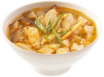 Куриный суп с Тофу по Дюкану
