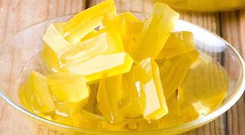 Мармелад с лимоном по Дюкану