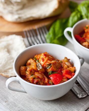 Овощное рагу по Дюкану рецепт