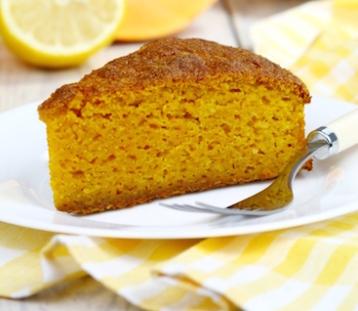 Пирог из тыквы по Дюкану