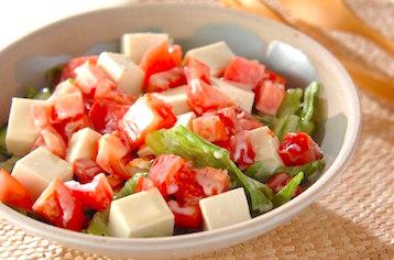 салат с Тофу по Дюкану