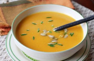 суп из тыквы по Дюкану