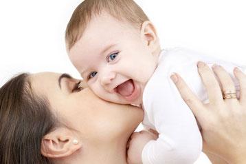 мама ребенок и питание