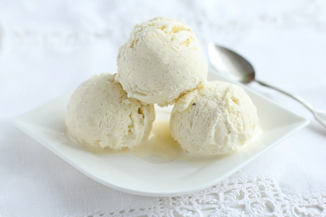 Ванильное мороженое как сделать в домашних условиях
