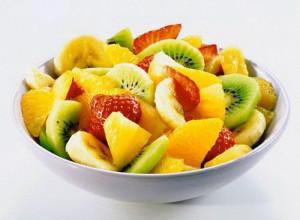 фрукты на диете